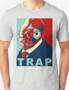 Star wars Trap poster T-Shirt