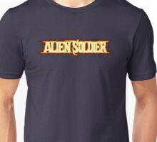 Alien Soldier (Genesis) Title Screen Unisex T-Shirt