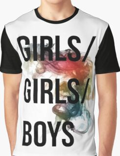 Girls/Girls/Boys Panic! At The Disco Graphic T-Shirt