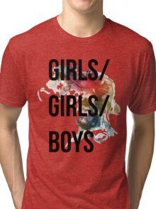 Girls/Girls/Boys Panic! At The Disco Tri-blend T-Shirt
