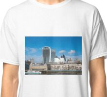 City of London Four Famous Buildings Classic T-Shirt