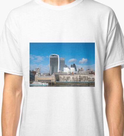 City of London Four Famous Buildings Classic T-Shirt