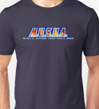 Musha (Genesis) Title Screen Unisex T-Shirt