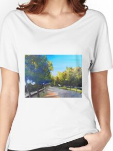Malden Victoria Australia Women's Relaxed Fit T-Shirt