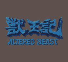 Altered Beast (Genesis) Title Screen One Piece - Short Sleeve