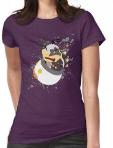 Morton - Super Smash Bros Womens Fitted T-Shirt