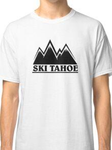 Ski Tahoe Mountains Classic T-Shirt