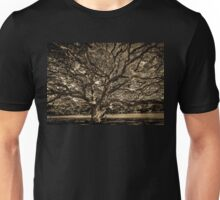 Moanalua Gardens Shady Tree 2 Unisex T-Shirt