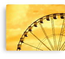 Carnival is Over   (RVR) Canvas Print