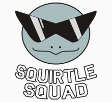 Squirtle Squad by SmirkLabs
