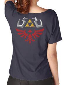 Hylian Shield - Skyward Sword Women's Relaxed Fit T-Shirt
