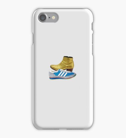 Larry Shoes iPhone Case/Skin