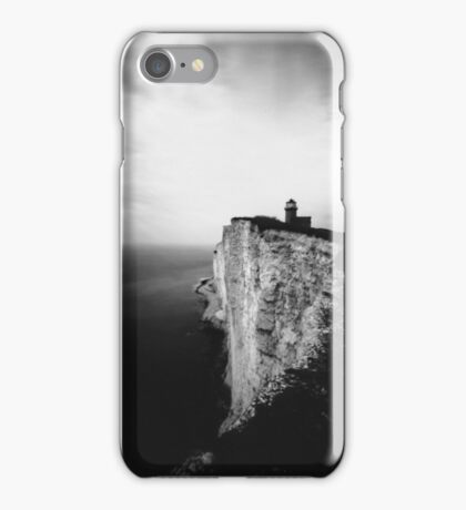Belle Tout Lighthouse. Pinhole photo iPhone Case/Skin