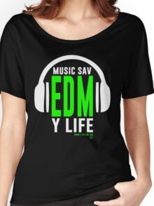 music savED My life Women's Relaxed Fit T-Shirt