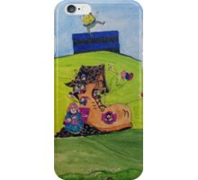 Mother Goose 3  iPhone Case/Skin