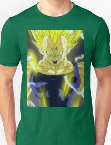 Majin Vegeta super saiyan T-Shirt