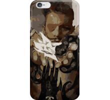 Dorian Tarot Card 1 iPhone Case/Skin