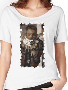 Dorian Tarot Card 1 Women's Relaxed Fit T-Shirt