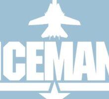 Iceman Sticker