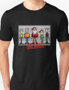 USUAL SUSPECTS Funny Geek Humor T-Shirt