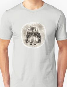 Little Owl Sitting In a Hollow T-Shirt