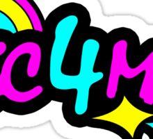 Masc 4 masc Sticker
