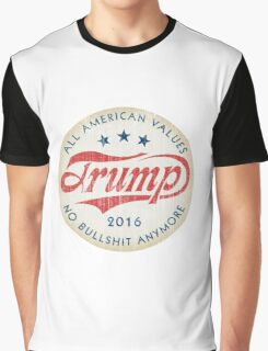Donald Trump 2016 vintage Graphic T-Shirt