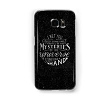 All of the Mysteries of the Universe Samsung Galaxy Case/Skin