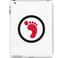Ecological Footprint iPad Case/Skin
