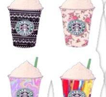 Tumblr Starbucks Sticker
