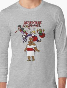 Adventure Island Long Sleeve T-Shirt