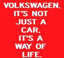 Volkswagen by Sharon Poulton