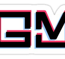 MGMT 3D Sticker