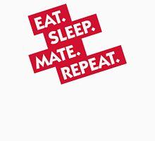 Essen. Sleeping. Multiply. Repeat. Unisex T-Shirt
