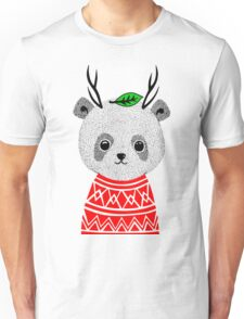 My Dear Deer Panda Unisex T-Shirt