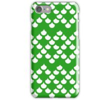 Pop out fish scales iPhone Case/Skin