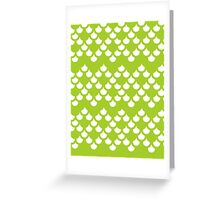 Pop out fish scales Greeting Card