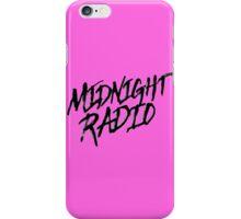 Midnight Radio - Hedwig iPhone Case/Skin