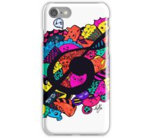 Musical Doodle iPhone Case/Skin