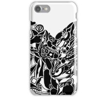 Black Ink iPhone Case/Skin