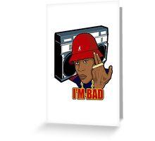 Cool Jay Greeting Card