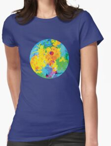 Colorful Ink Splash T-Shirt