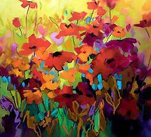 Wonderland Flowers by SaraPaxton
