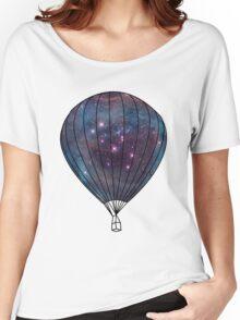 Galaxy Balloon Women's Relaxed Fit T-Shirt