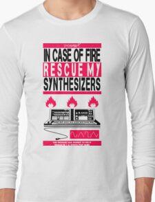 DramatiX   In Case of Fire Long Sleeve T-Shirt