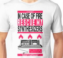 DramatiX | In Case of Fire Unisex T-Shirt