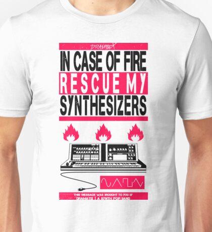 DramatiX | In Case of Fire Unisex T-Shirt