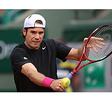 Tommy Haas Photographic Print