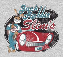 Jack Rabbit Slim's - Racing Restaurant Distressed Variant by Purakushi