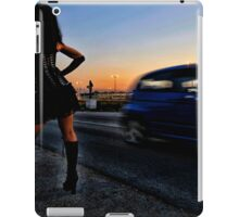 A girl iPad Case/Skin